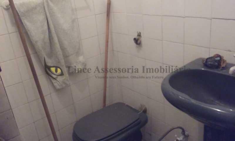 banheirofoto4 - Sala Comercial Tijuca, Norte,Rio de Janeiro, RJ À Venda, 25m² - TASL00081 - 23