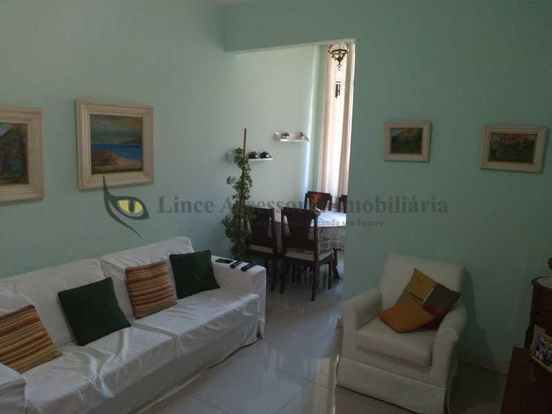 01sala - Apartamento Tijuca, Norte,Rio de Janeiro, RJ À Venda, 2 Quartos, 73m² - TAAP21947 - 1