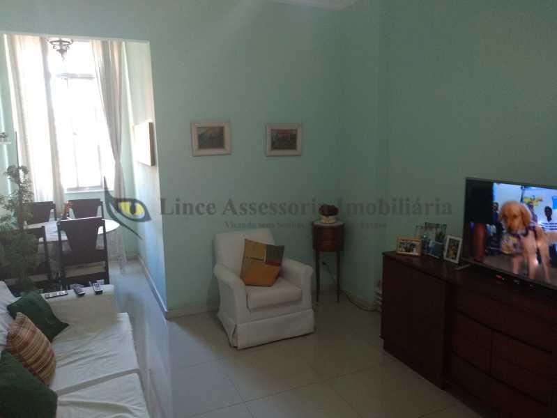 02sala - Apartamento Tijuca, Norte,Rio de Janeiro, RJ À Venda, 2 Quartos, 73m² - TAAP21947 - 3