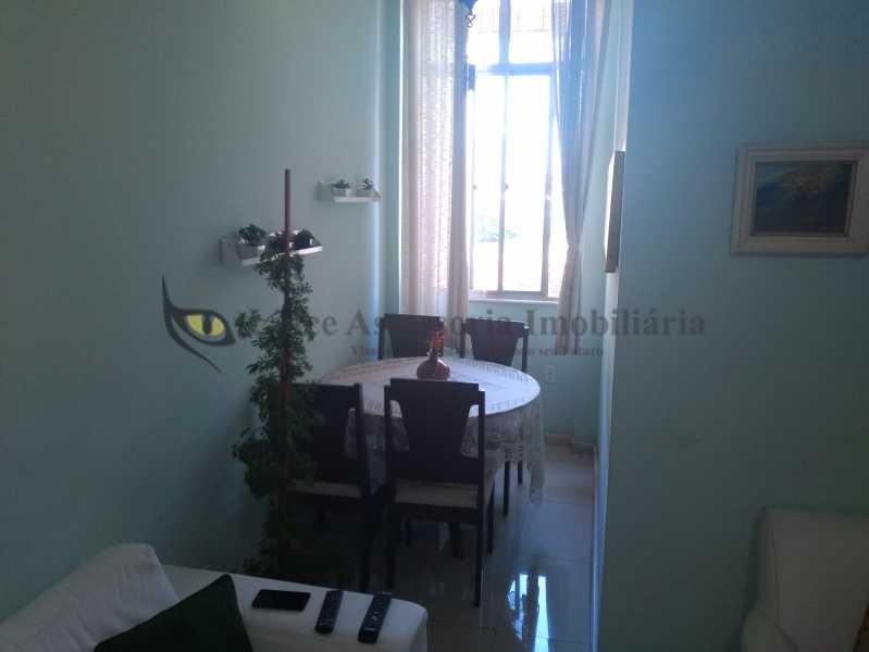 03sala - Apartamento Tijuca, Norte,Rio de Janeiro, RJ À Venda, 2 Quartos, 73m² - TAAP21947 - 4