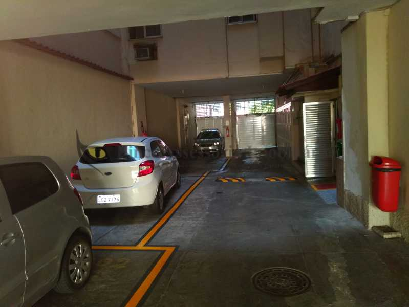 20garagem - Apartamento Tijuca, Norte,Rio de Janeiro, RJ À Venda, 2 Quartos, 73m² - TAAP21947 - 21