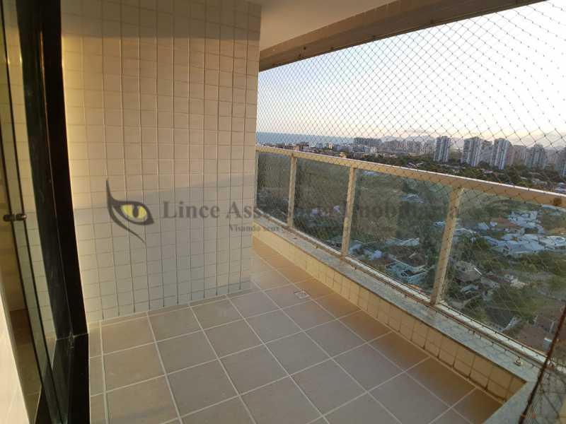 02VARANDA - Apartamento 2 quartos à venda Barra da Tijuca, Oeste,Rio de Janeiro - R$ 887.000 - TAAP21954 - 3