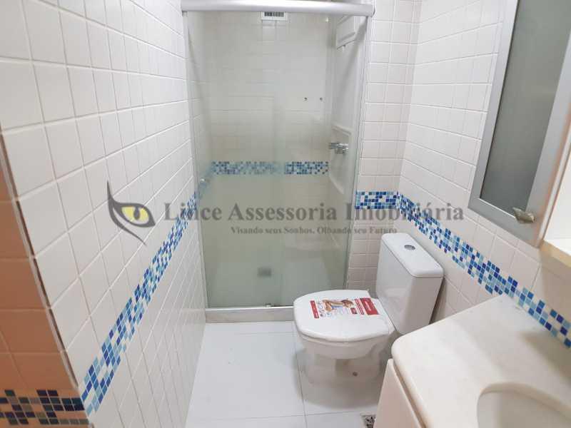 10BANHEIROSOCIAL - Apartamento 2 quartos à venda Barra da Tijuca, Oeste,Rio de Janeiro - R$ 887.000 - TAAP21954 - 13
