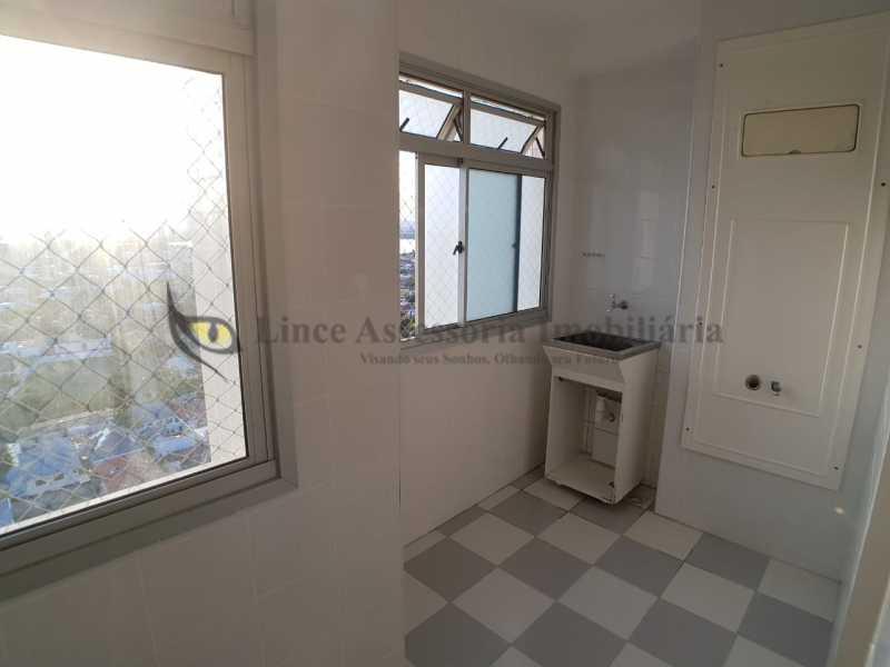 13AREASERVIÇO - Apartamento 2 quartos à venda Barra da Tijuca, Oeste,Rio de Janeiro - R$ 887.000 - TAAP21954 - 17