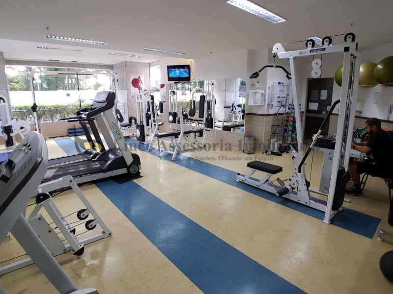 16ACADEMIA - Apartamento 2 quartos à venda Barra da Tijuca, Oeste,Rio de Janeiro - R$ 887.000 - TAAP21954 - 20
