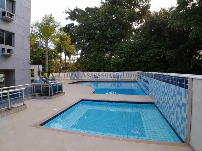 18PISCINA - Apartamento 2 quartos à venda Barra da Tijuca, Oeste,Rio de Janeiro - R$ 887.000 - TAAP21954 - 22