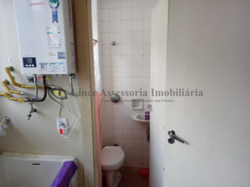 área de serviço - Apartamento 4 quartos à venda Tijuca, Norte,Rio de Janeiro - R$ 895.000 - TAAP40147 - 24