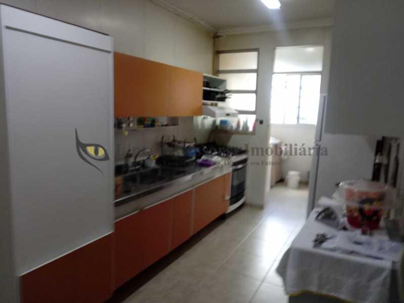 cozinha - Apartamento 4 quartos à venda Tijuca, Norte,Rio de Janeiro - R$ 895.000 - TAAP40147 - 21