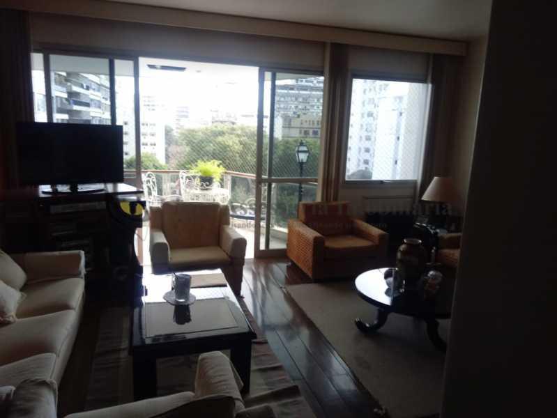 sala3 - Apartamento 4 quartos à venda Tijuca, Norte,Rio de Janeiro - R$ 895.000 - TAAP40147 - 6