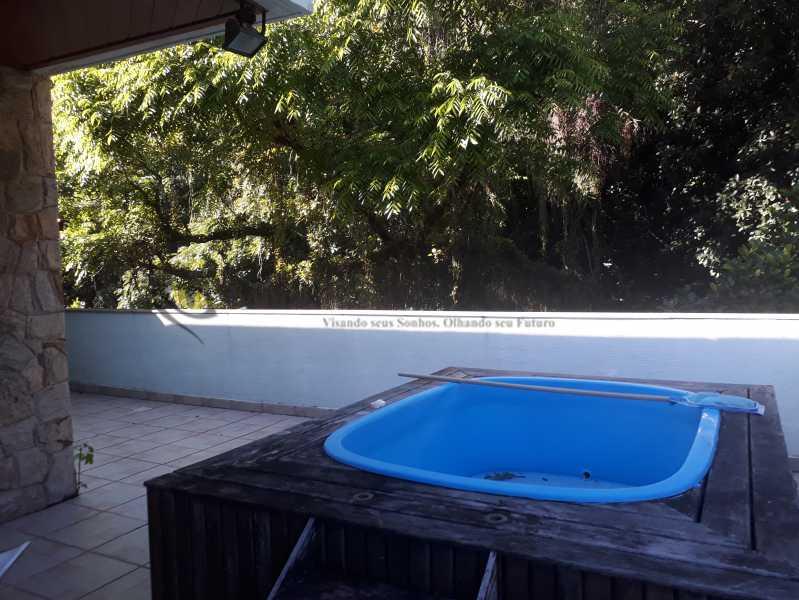 Terraço - Cobertura Tijuca, Norte,Rio de Janeiro, RJ À Venda, 4 Quartos, 135m² - TACO40042 - 27