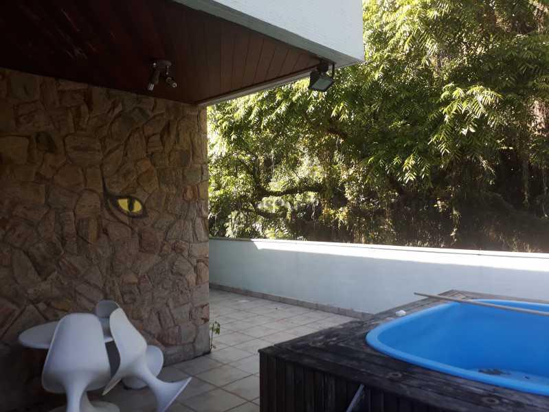 Terraço - Cobertura Tijuca, Norte,Rio de Janeiro, RJ À Venda, 4 Quartos, 135m² - TACO40042 - 25