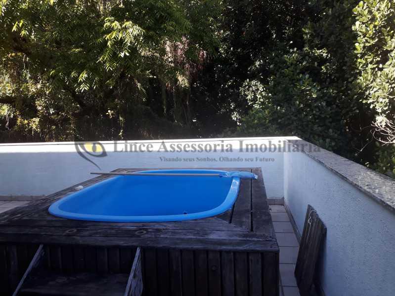 Terraço - Cobertura Tijuca, Norte,Rio de Janeiro, RJ À Venda, 4 Quartos, 135m² - TACO40042 - 26