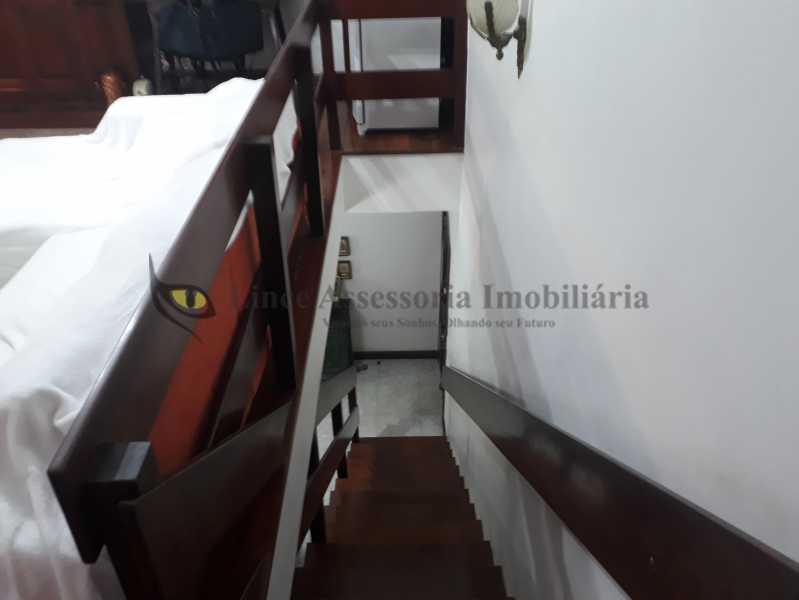 Acesso - Cobertura Tijuca, Norte,Rio de Janeiro, RJ À Venda, 4 Quartos, 135m² - TACO40042 - 21