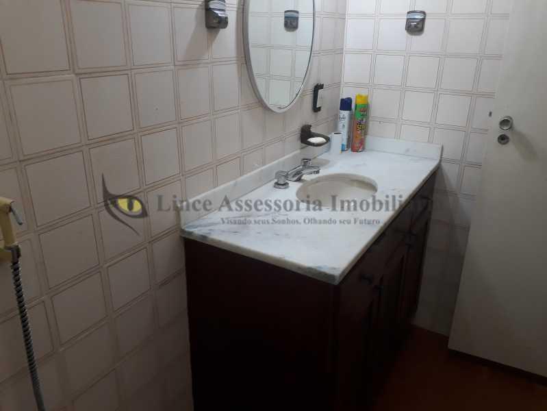 Banheiro social - Cobertura Tijuca, Norte,Rio de Janeiro, RJ À Venda, 4 Quartos, 135m² - TACO40042 - 24