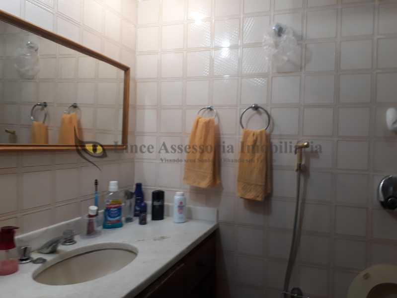 Banheiro social - Cobertura Tijuca, Norte,Rio de Janeiro, RJ À Venda, 4 Quartos, 135m² - TACO40042 - 12