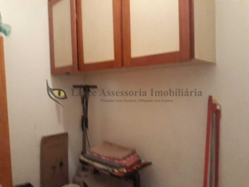 Quarto de empregada - Cobertura Tijuca, Norte,Rio de Janeiro, RJ À Venda, 4 Quartos, 135m² - TACO40042 - 19