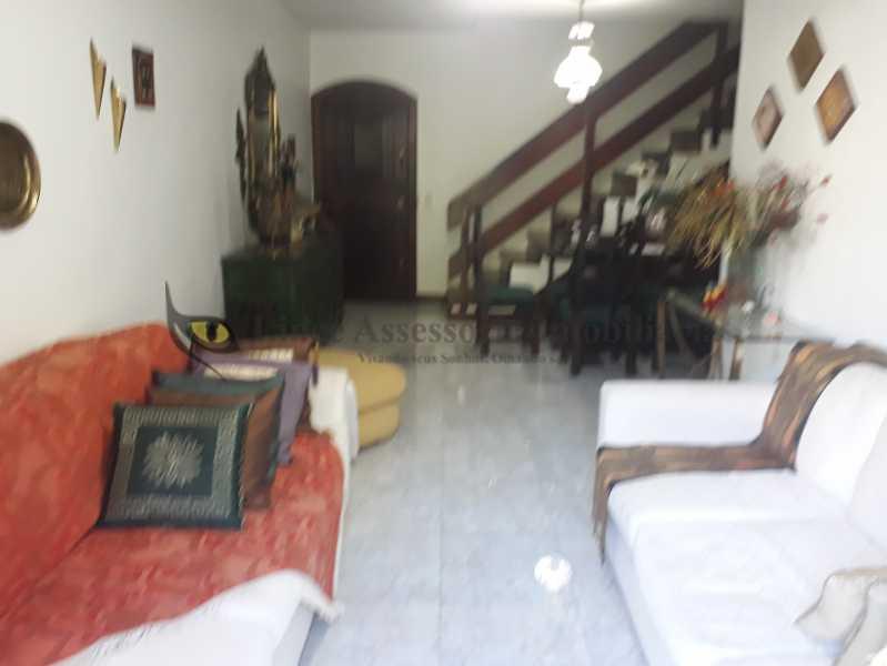 Sala - Cobertura Tijuca, Norte,Rio de Janeiro, RJ À Venda, 4 Quartos, 135m² - TACO40042 - 3
