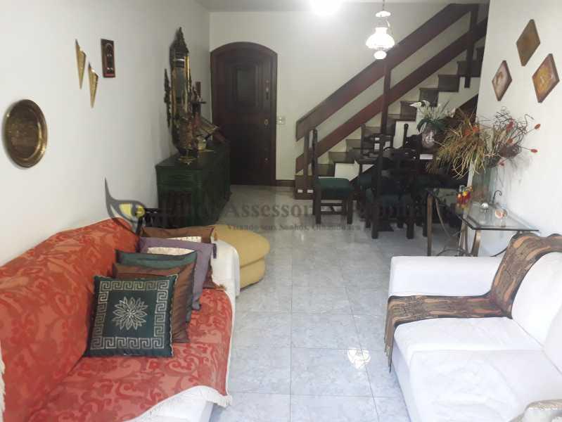 Sala - Cobertura Tijuca, Norte,Rio de Janeiro, RJ À Venda, 4 Quartos, 135m² - TACO40042 - 4
