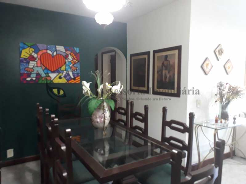 Sala - Cobertura Tijuca, Norte,Rio de Janeiro, RJ À Venda, 4 Quartos, 135m² - TACO40042 - 6