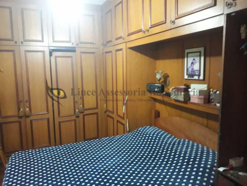 Quarto - Cobertura Tijuca, Norte,Rio de Janeiro, RJ À Venda, 4 Quartos, 135m² - TACO40042 - 10