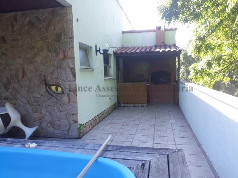 Terraço - Cobertura Tijuca, Norte,Rio de Janeiro, RJ À Venda, 4 Quartos, 135m² - TACO40042 - 28