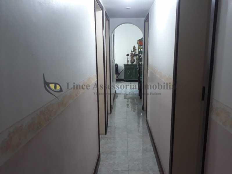 Circulação - Cobertura Tijuca, Norte,Rio de Janeiro, RJ À Venda, 4 Quartos, 135m² - TACO40042 - 11