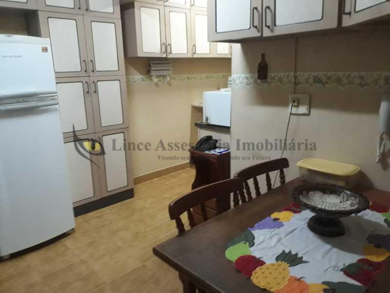 Cozinha - Cobertura Tijuca, Norte,Rio de Janeiro, RJ À Venda, 4 Quartos, 135m² - TACO40042 - 17