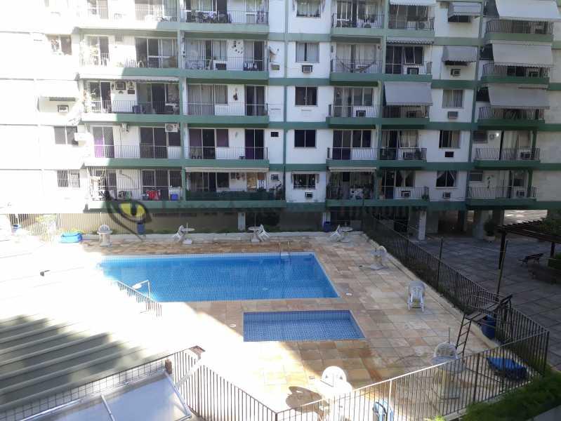 Piscina - Cobertura Tijuca, Norte,Rio de Janeiro, RJ À Venda, 4 Quartos, 135m² - TACO40042 - 31
