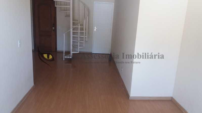 Sala - Cobertura 3 quartos à venda Tijuca, Norte,Rio de Janeiro - R$ 799.000 - TACO30133 - 1