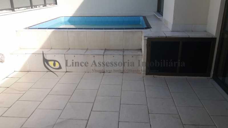 Terraço - Cobertura 3 quartos à venda Tijuca, Norte,Rio de Janeiro - R$ 799.000 - TACO30133 - 15
