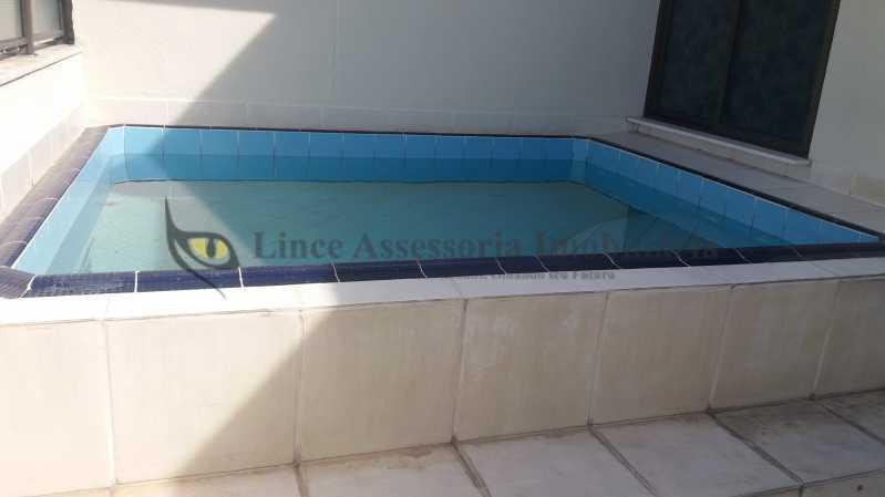 Piscina no Terraço - Cobertura 3 quartos à venda Tijuca, Norte,Rio de Janeiro - R$ 799.000 - TACO30133 - 17