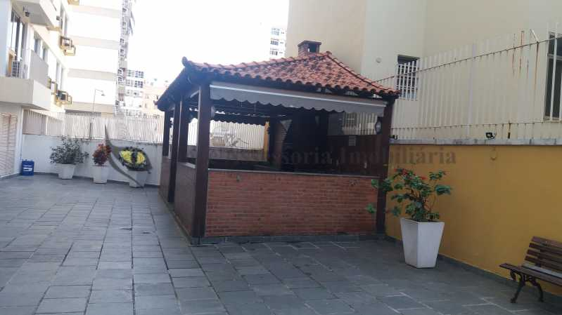 Churrasqueira - Cobertura 3 quartos à venda Tijuca, Norte,Rio de Janeiro - R$ 799.000 - TACO30133 - 21