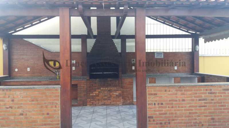 Churrasqueira - Cobertura 3 quartos à venda Tijuca, Norte,Rio de Janeiro - R$ 799.000 - TACO30133 - 22