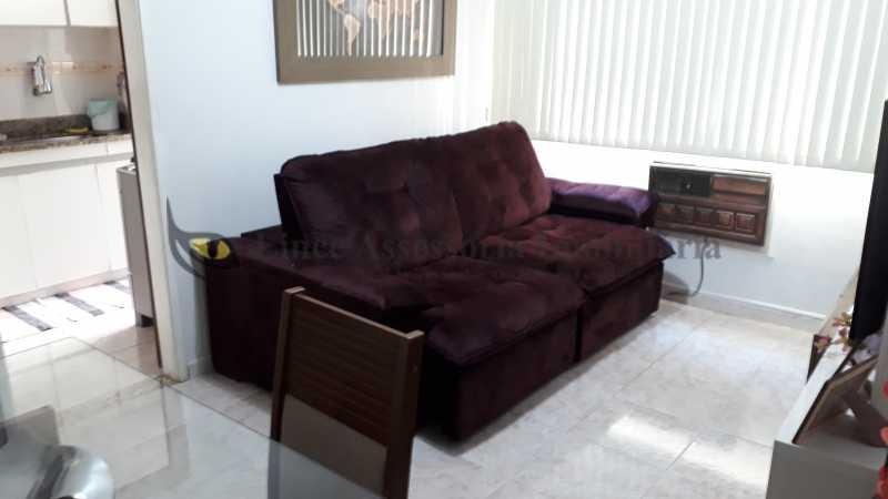 01 sala - Apartamento 2 quartos à venda Tijuca, Norte,Rio de Janeiro - R$ 360.000 - TAAP21975 - 1