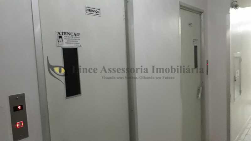 26 elevadores - Apartamento 2 quartos à venda Tijuca, Norte,Rio de Janeiro - R$ 360.000 - TAAP21975 - 27