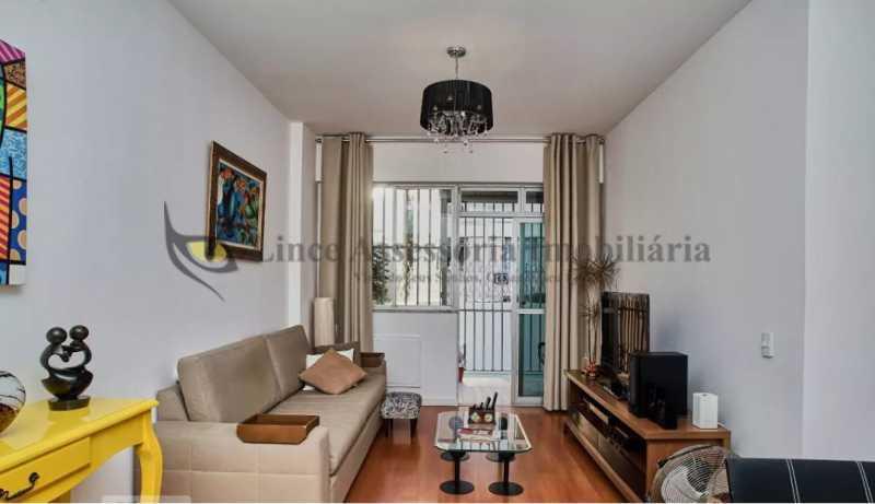 2 - sala - Apartamento 2 quartos à venda Andaraí, Norte,Rio de Janeiro - R$ 500.000 - TAAP21979 - 3
