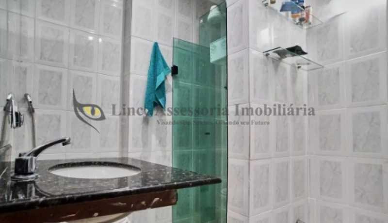 12 banheiro - Apartamento 2 quartos à venda Andaraí, Norte,Rio de Janeiro - R$ 500.000 - TAAP21979 - 13