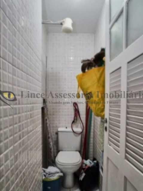 22 - banheiro de serviço - Apartamento 2 quartos à venda Andaraí, Norte,Rio de Janeiro - R$ 500.000 - TAAP21979 - 24