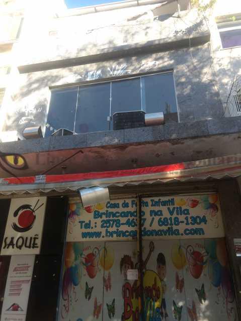 1 fachada - Prédio Vila Isabel, Norte,Rio de Janeiro, RJ À Venda, 900m² - TAPR00008 - 1