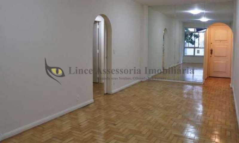 02 SALA 1 - Apartamento Leblon, Sul,Rio de Janeiro, RJ À Venda, 3 Quartos, 108m² - TAAP31130 - 3