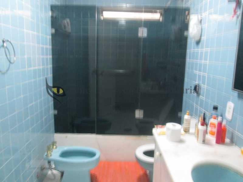 09 BANHEIRO SOCIAL 1. - Apartamento Leblon, Sul,Rio de Janeiro, RJ À Venda, 3 Quartos, 108m² - TAAP31130 - 11