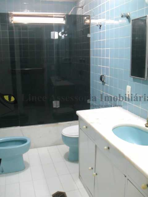 10 BANHEIRO SOCIAL 1.1. - Apartamento Leblon, Sul,Rio de Janeiro, RJ À Venda, 3 Quartos, 108m² - TAAP31130 - 12
