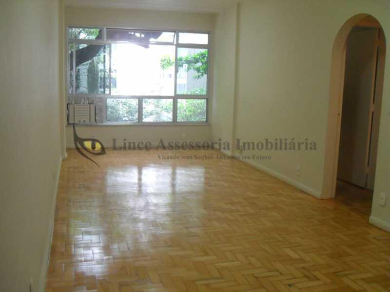 17 SALA. - Apartamento Leblon, Sul,Rio de Janeiro, RJ À Venda, 3 Quartos, 108m² - TAAP31130 - 19