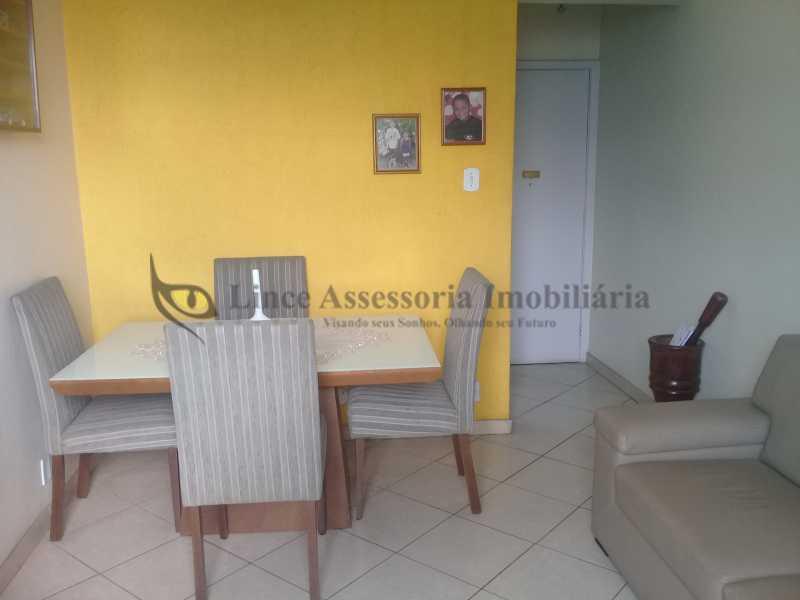 1 SALA1.0 - Apartamento 1 quarto à venda São Cristóvão, Norte,Rio de Janeiro - R$ 275.000 - TAAP10384 - 1