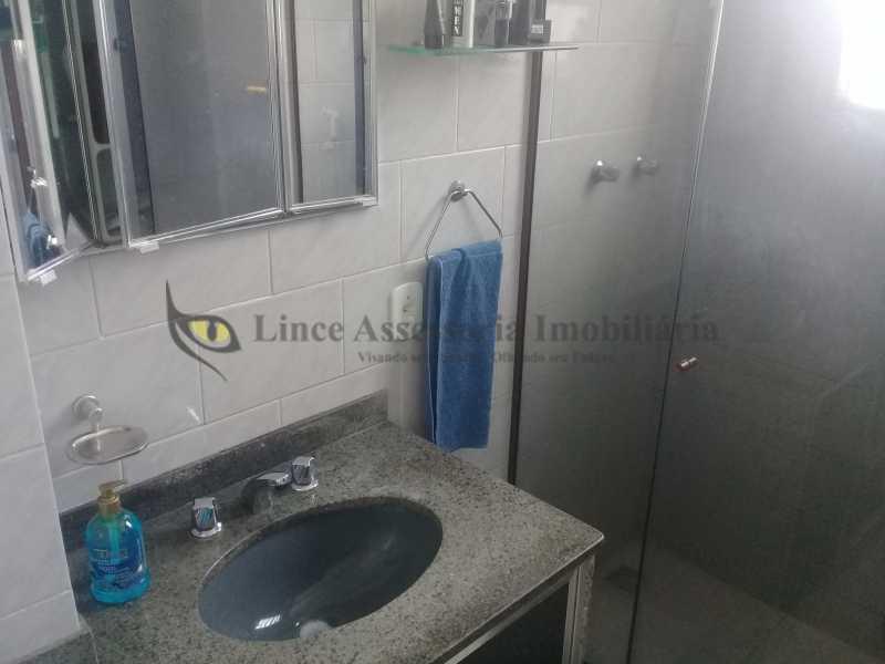 10 BANHEIRO1.1 - Apartamento 1 quarto à venda São Cristóvão, Norte,Rio de Janeiro - R$ 275.000 - TAAP10384 - 11