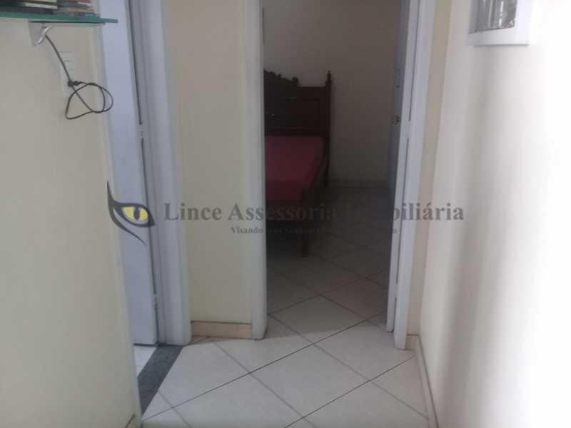 11 CIRCULAÇÃO1.0 - Apartamento 1 quarto à venda São Cristóvão, Norte,Rio de Janeiro - R$ 275.000 - TAAP10384 - 12