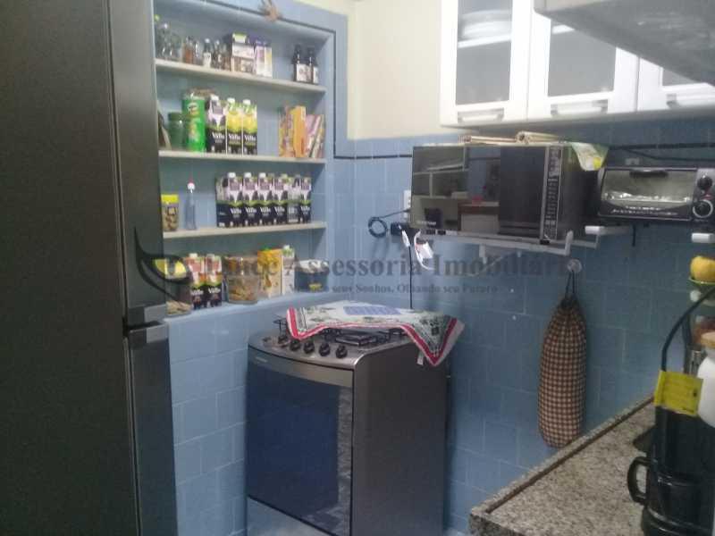 12 COZINHA1.0 - Apartamento 1 quarto à venda São Cristóvão, Norte,Rio de Janeiro - R$ 275.000 - TAAP10384 - 13