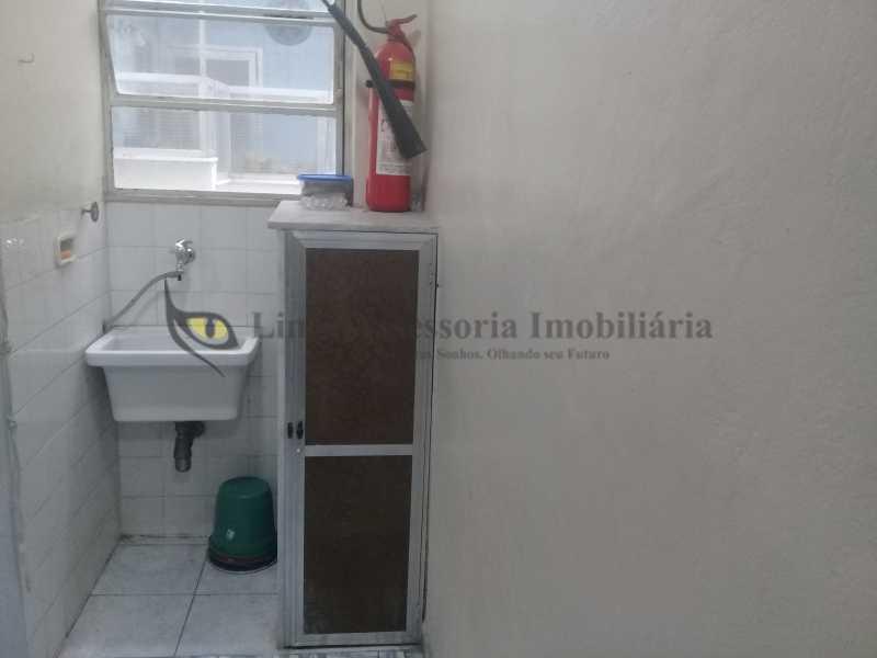 14 ÁREADESERVIÇO1.0 - Apartamento 1 quarto à venda São Cristóvão, Norte,Rio de Janeiro - R$ 275.000 - TAAP10384 - 15