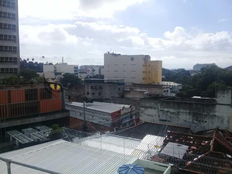 17 VISTA1.0 - Apartamento 1 quarto à venda São Cristóvão, Norte,Rio de Janeiro - R$ 275.000 - TAAP10384 - 18