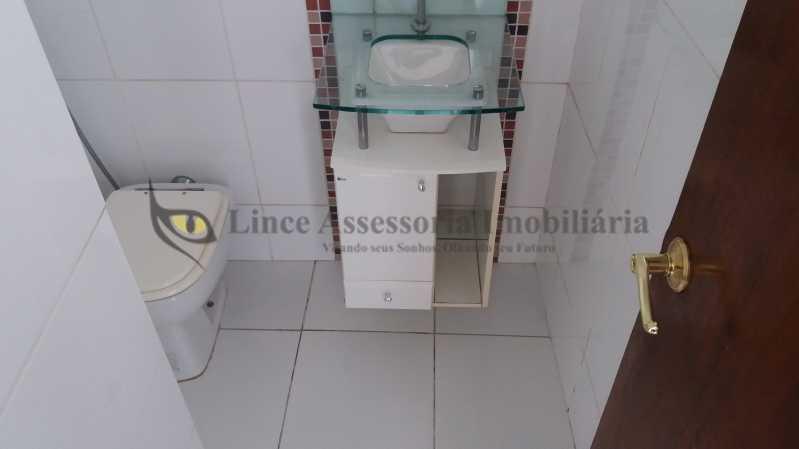 Lavabo - Casa de Vila 3 quartos à venda Grajaú, Norte,Rio de Janeiro - R$ 980.000 - TACV30067 - 8